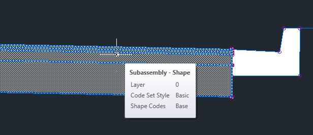 shape code