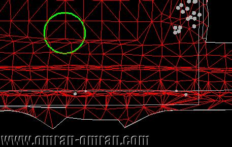 شکل نهایی مطابق داخل دایره سبز رنگ تغییر میکند.
